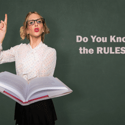 FAR rules and regulations